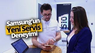 İŞTE SAMSUNG'UN YENİ TEKNİK SERVİSİ! - 1 Saatte Teslim!