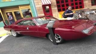Fast & Furious 6 - Dominic Torretto's Car (Vin Diesel) (1969 Dodge Daytona)