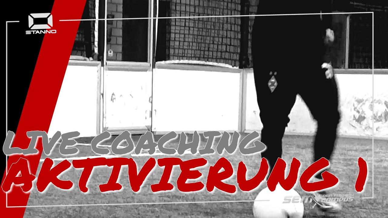Aktivierung WarmUp 1 - SEM Fußballtraining - Daniel Aserov