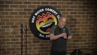 Tom Furlong LIVE at Hot Water Comedy Club