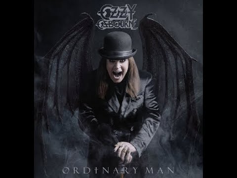 "Ozzy Osbourne new song ""Ordinary Man"" w/ Elton John out Jan 9th + pre-order/art work!"