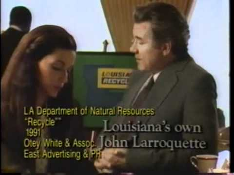 Louisiana Department of Natural Resources (Baton Rouge Vintage Commercials)