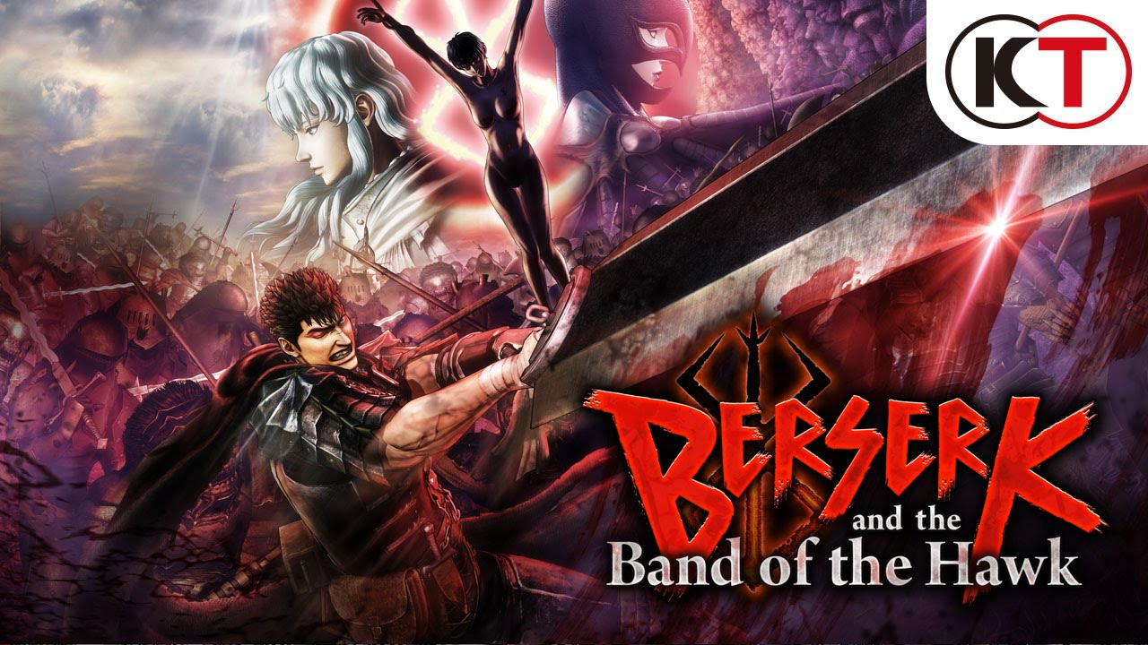 Resultado de imagem para Berserk and The Band of the Hawk