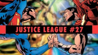 Lost Legacy|Justice League #27 Review