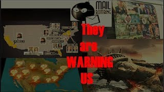 Mail Bombing False Flag HOAX! America is about to be BOMBED!