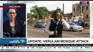 Muslim organisations condemn Verulam mosque attack