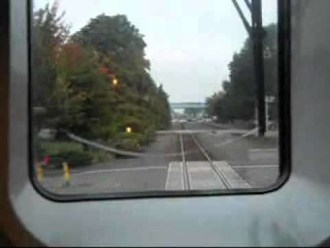 Riding Sounder South Line train #1503: Tukwila to Auburn