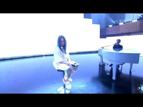 Billie Eilish - When The Party's Over - LIVE Swiss Music Awards