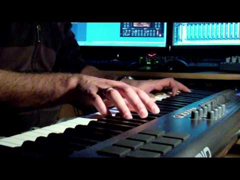 TooEmm - Piano Session #1: Genetic Impulse [Piano Live Preview]