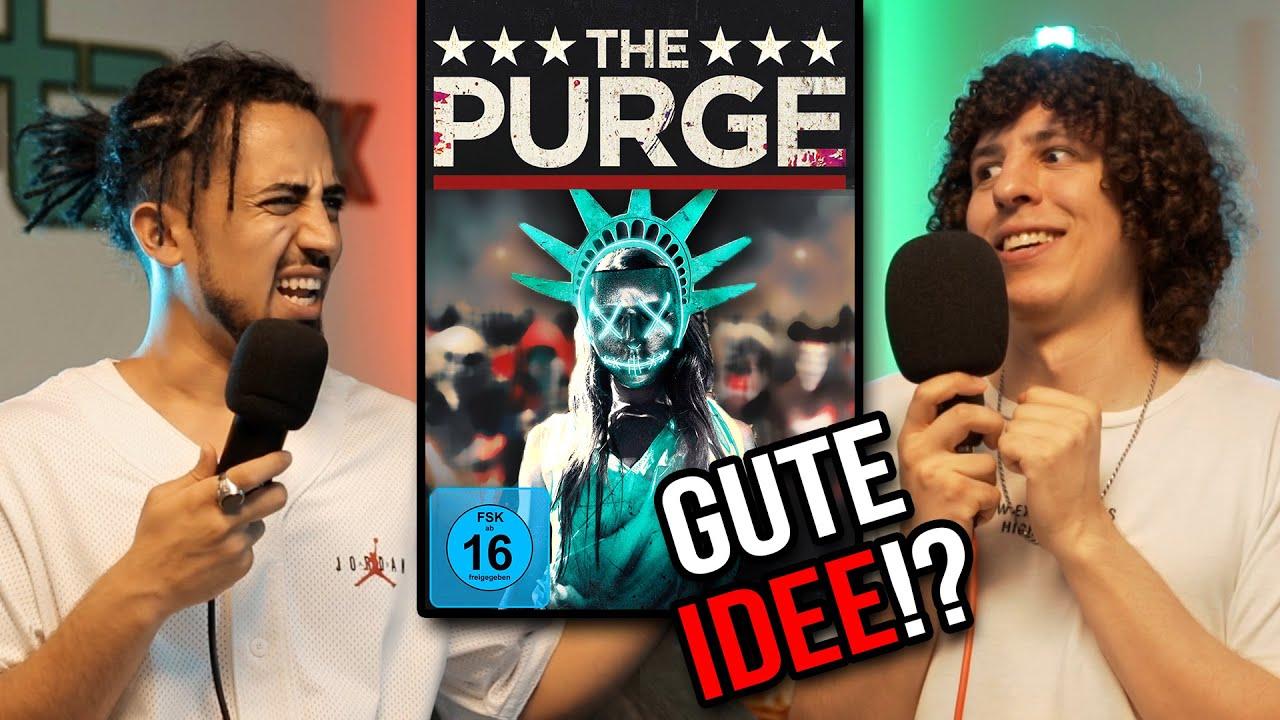 Wie überlebt man THE PURGE!?   Jay & Arya