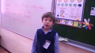 Уроки английского языка в начальной школе