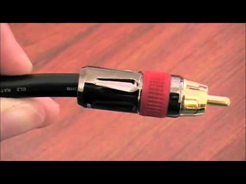 monoprice's Subwoofer Cable