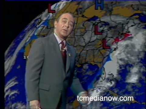 WTCN (KARE) Weather with Barry ZeVan, 1984