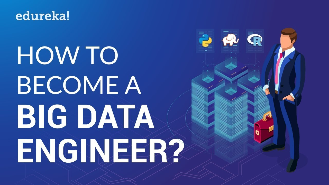 How To Become A Big Data Engineer? | Big Data Engineer Career Path, Salary and Skills