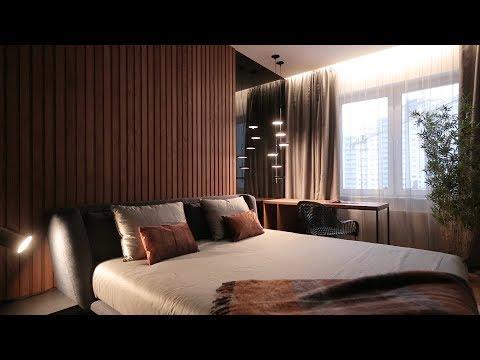Дизайн квартиры в Минске (85м2) от I-PROJECT.BY