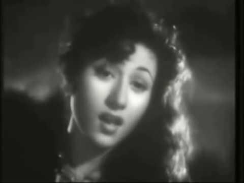 Ye Raatein Ye Mausam Ye Hasna Hasana .. Lata's tribute to Pankaj Mullick... Madhubala... Dilip Kumar