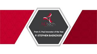 Prem Paul Innovator of the Year – P. Stephen Baenziger