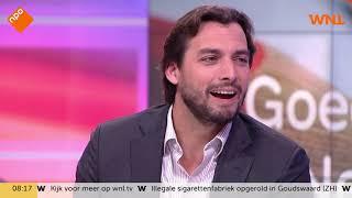 """Thierry Baudet: """"Niemand staat te juichen bij abortus"""""""