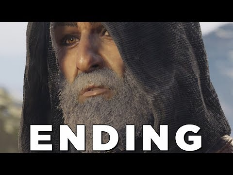 ASSASSINS CREED ODYSSEY LEGACY OF THE FIRST BLADE ENDING Walkthrough Gameplay Part 5 (AC Odyssey) thumbnail