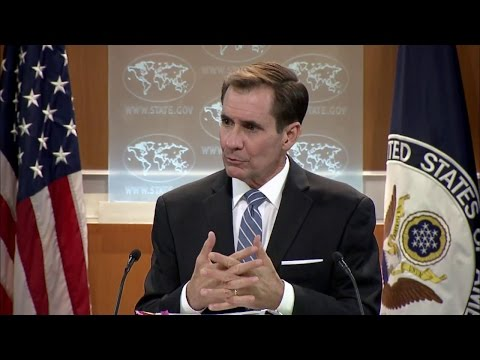 Daily Press Briefing - November 18, 2016