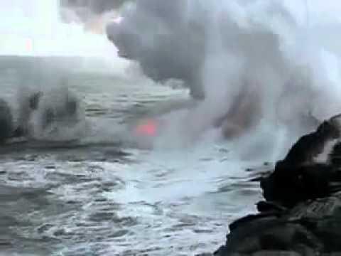 Volcanic eruptions in mumbai sea near haji ali....OMG.....is it real or fake?