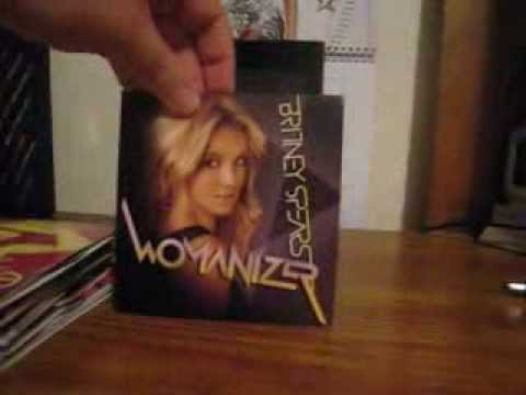 britney spears the singles collection box set unboxing