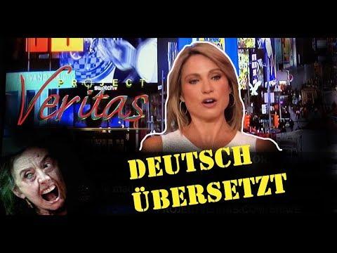 Enthüllung einer geheimen Aufnahme mit einer ABC News Reporterin Deutsch übersetzt. Jeffrey Epstein.