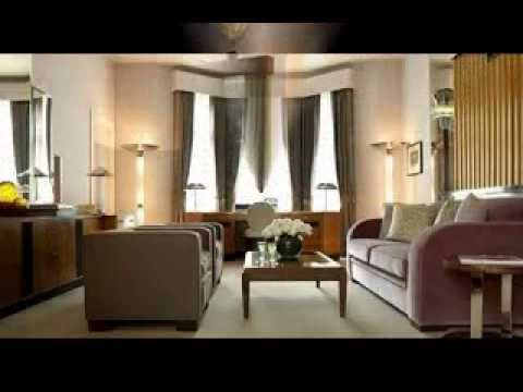 Art Deco Curtains Design Ideas