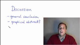 How to write discussion in dissertation