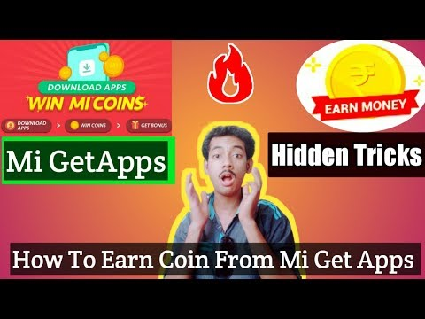 Mi 20,000 Mah Power Bank @ Free ? 🤔  Earn Highest Coin From Mi GetApps   Real Earning Tricks