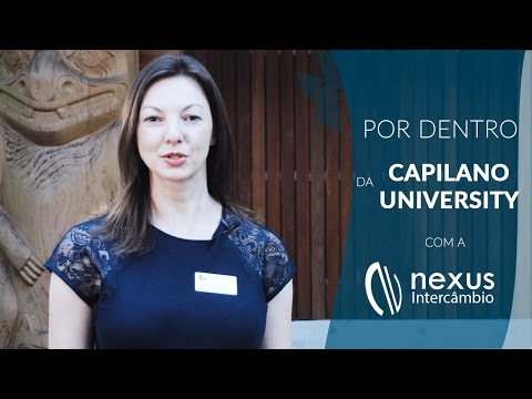 Por Dentro da Capilano University - Intercâmbio no Canadá