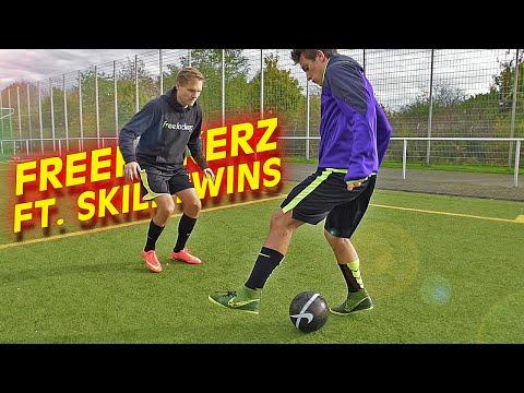 freekickerz ft. SkillTwins - Amazing Tutorials & In-Game Skills!