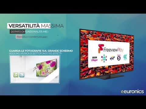 Panasonic | Smart TV LED 4K HDR | 49FX550 - YouTube