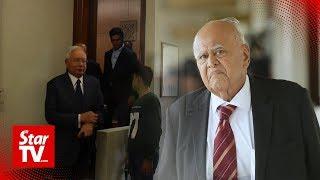 Najib fails to dismiss Gopal Sri Ram as lead prosecutor