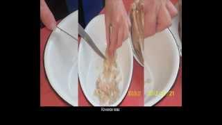 Как приготовить вкусные рыбные котлеты из путассу.mp4