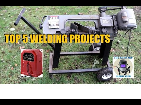 Top 5 Welding Projects