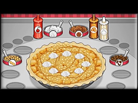 Papa's Bakeria – Game Preview (first day tutorial)