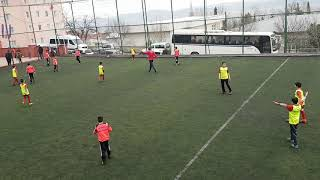 Y. Sinandede Spor - PFC Koray Spor (ilk devre)