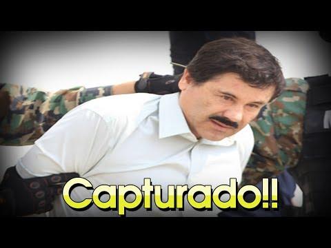 """El Chapo"" Guzmán fue capturado 22 Febrero 2014   Confirman captura de Joaquin Guzman en Mazatlán de YouTube · Duración:  1 minutos 46 segundos"