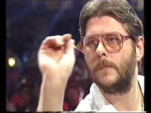 Adams vs Mason Darts World Championship 1999 Quarter Final