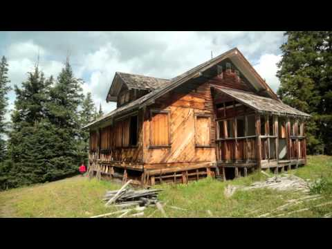 Gold King To Alta Ghost town