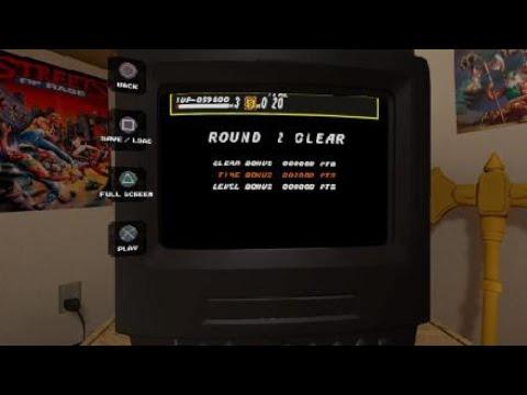 SEGA Mega Drive Classics streets of rage stage 2 thumbnail