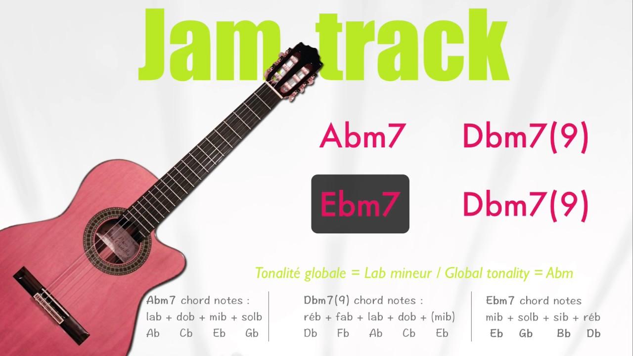 Jam Track En Abm I Iv V Iv Youtube