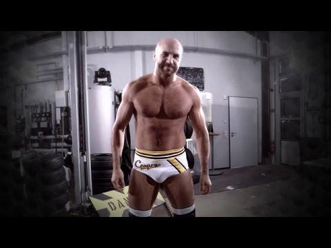 WWESuperstar Cesaro surprises some of his biggest fans