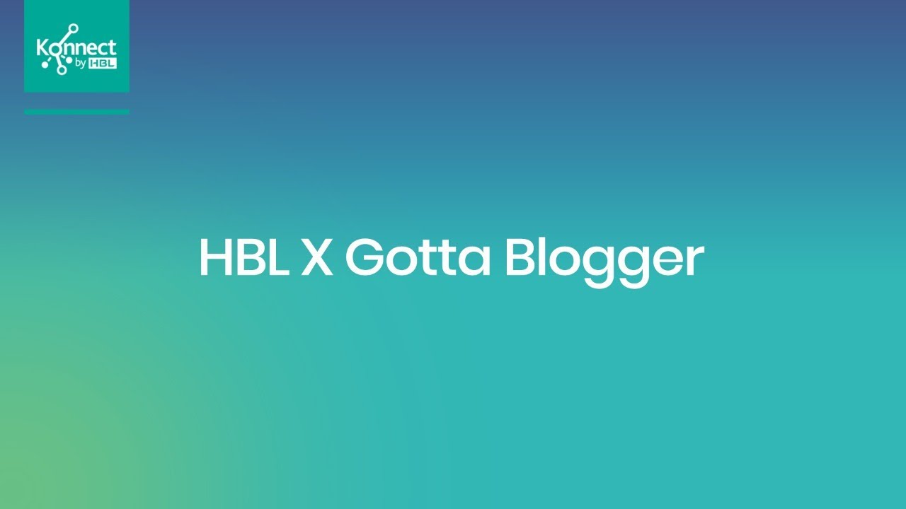 Gotta Blogger