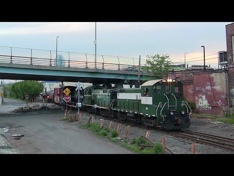 New York & Atlantic Railway SW1001s @ BLISS Yard (LIC)