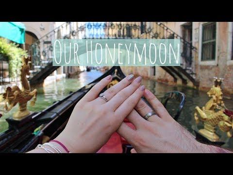 Our Honeymoon | Venice & Rome 2017 | Vintage Loving Bride