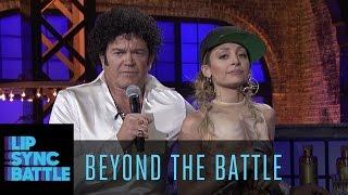 Beyond the Battle with Nicole Richie & John Michael Higgins | Lip Sync Battle