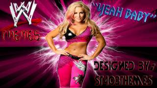 """Natalya 2nd WWE Theme Song """"Yeah Baby"""""""