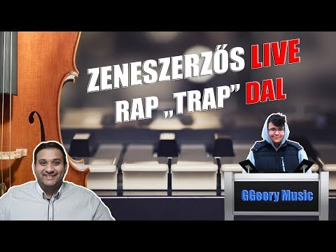"RAP ""TRAP"" DAL - ZENESZERZŐS LIVE! #3"
